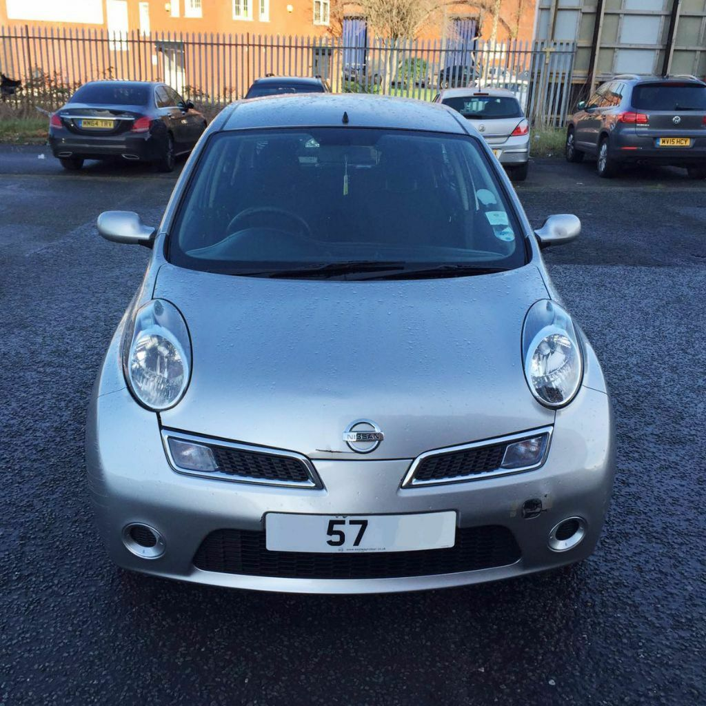 2007 nissan micra accenta 1 2 silver color 5 doors 82000 miles in manchester gumtree. Black Bedroom Furniture Sets. Home Design Ideas
