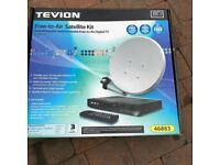 tevion satellite free to air kit New