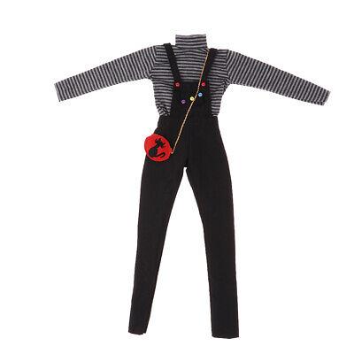 1/3 bjd mädchen puppe handgemachte dress up kleidung set casual outfits