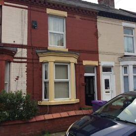 2 BEDROOM HOUSE - Liverpool 6 - August Road, VIEW NOW!
