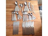 Home clearance : Cutlery and Kitchen utensils