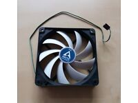 6x ARCTIC F12-120 mm Standard Case Fan Ultra Low Noise Cooler Silent Cooler with Standard Case