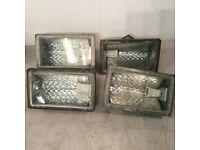 Industrial external sodium factory lighting