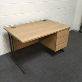 desk, chair and drawer set x 15