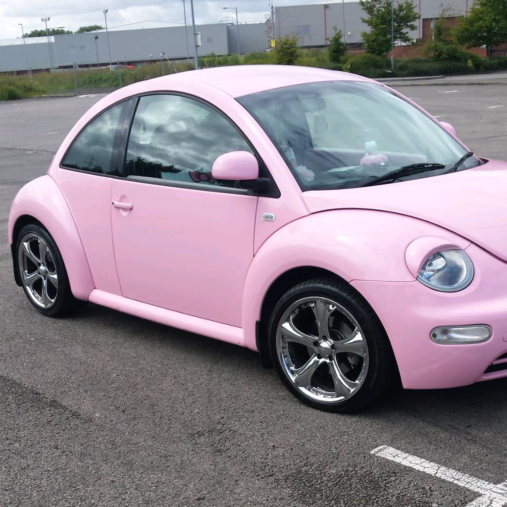 Pink Beetle Convertible >> Pink Beetle Car | New & Used Car Reviews 2018