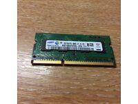 1 X 1GB Samsung M471B2873FHS-CF8 PC3-8500S-07-10-ZZZ ID10881 Memory Ram