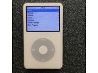 Video iPod 30GB - 5th Generation, White