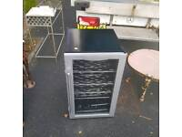 wine cooler £55 GUARENTED WORKING