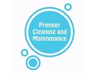 Premier Cleaning and Maintenance Domestic and Commercial Cleaning End of Tenancy Cleaning