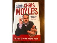 Chris moyles boom