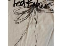 Ladies Ted Baker top- size 4, equivalent to size 10-12