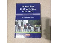 The Form Book - Flat Annual for 2005 (horse racing)