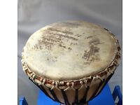 AFRICAN DJEMBE DRUM FOR SALE