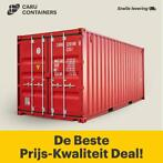 Opslagcontainers & Zeecontainers Kopen | CARU® Containers