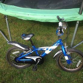 Boys Trek first bike