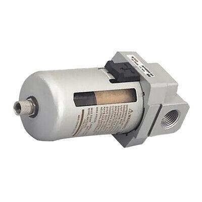12 Pneumatic Air Compressor Filter Water Separator Moisture Trap Tool