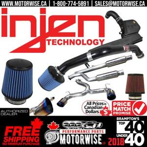 Injen Cold Air Intakes & Filters | Free Shipping Canada Wide