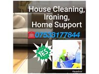 You need to clean your house call me I am helping to clean house