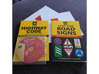 AA Theory Test Books & DVD (for PC)