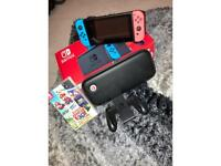 Trade Nintendo switch and one game
