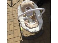 Mothercare vibrating musical chair