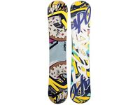 New All Mountain Snowboard For Sale. Brand New and Sealed.