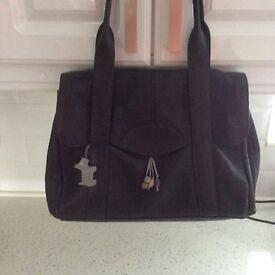 Radley black work bag.