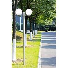 Garden Lamp Post 2 Lamps 220cm (SKU 40390) vidaXL Woolloomooloo Inner Sydney Preview