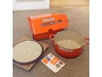Brand New 24cm Le Creuset Casserole Pot