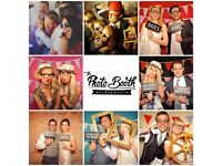 The Photo Booth Bournemouth - Ultimate Wedding Entertainment - Photo Booth Hire in Dorset