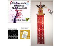 Christmas fragrance advent calendar 🎄🎁