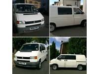 Volkswagen (VW) T4 1.9D 1995 Campervan