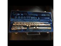 Flute, Sapphire by Rosetti London