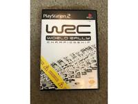 WRC World Rally Championship PS2