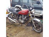 suzuki gs 850 shaft drive 1983