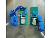 Pair of Wickes laminate/real wood floor straps only used once.