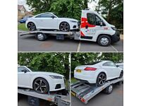 RECOVERY CAR VAN VEHICLE TRANSPORT COLLECTION DELIVERY BASED IN MANCHESTER ROCHDALE OLDHAM BURY
