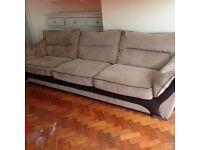 Large sofa £50 must go asap!!