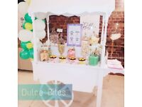 Dessert Table, Candy Cart Hire, Waffle & Cupcake Stand, Catering, Baby Shower, Wedding, Party