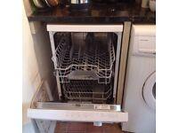 BOSCH Dishwasher Slimline, 2years old, sale due to new kitchen. Good condition.