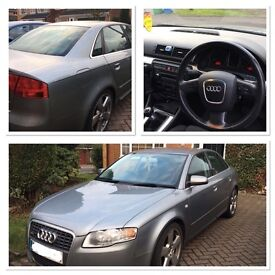 2006 s-line excellent condition with full service history
