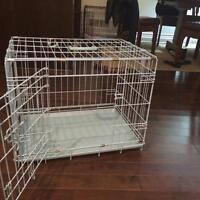 Small/Medium dog crate for sale