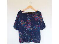 Beautiful Zara Shirt, Never Work, Size XXL