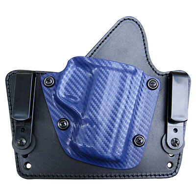Best Glock 19 Hybrid Holster Ultimate Holsters - Most Comfortable  IWB