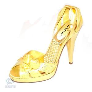 Size-AU-8-Gold-Open-Toe-Sandal-Women-Party-Pump-Platform-High-Heel-Sexy-Shoes