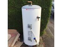 Heatstore unvented hot water tank HSUDC170