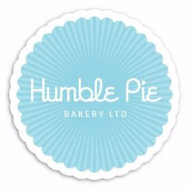 Bakers/Cake Decorators at Humble Pie Bakery