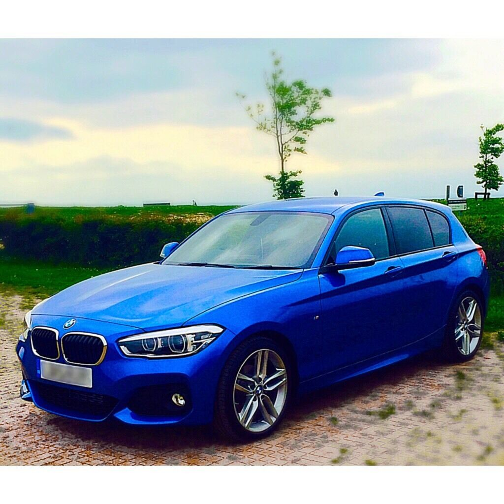 bmw 118d m sport 2015 f20 in dunstable bedfordshire gumtree. Black Bedroom Furniture Sets. Home Design Ideas