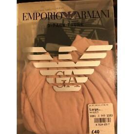 Emporio Armani trunk