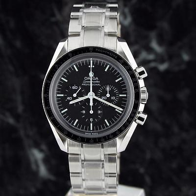 2017 Omega Speedmaster Professional MOON WATCH HESALITE 42mm 311.30.42.30.01.005
